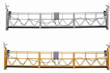 208 v / 60hz трехфазный 100 м, 150 м, 200 м и т. Д. Алюминиевый сплав zlp630 подвешенная колыбель