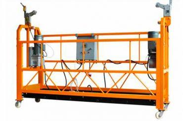 zlp1000 временно установленная подвесная платформа для украшения здания