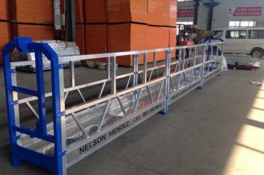 хорошая цена подвесная платформа / подвесная гондола / подвесная подставка / подвешенные леса с сертификатом ce и iso