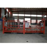 zlp1000 8 - 10 м / мин безопасная подвесная платформа для строительства и обслуживания зданий