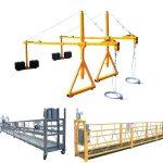 горячая продажа успеха приостановлена стальная больная платформа доступа zlp630, zlp800, zlp1000