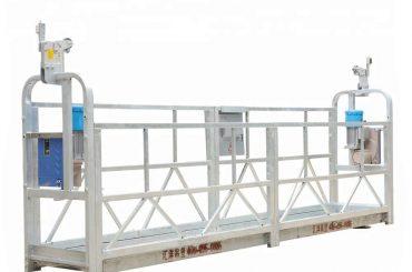 10м 800 кг подвесные системы лесов алюминиевый сплав с высотой подъема 300 м