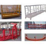800 кг окрашенного / горячего оцинкованного / алюминиевого сплава подвешенное оборудование для доступа zlp800