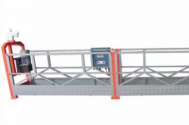 1000 кг 2,5 м * 3 секции подвешенного оборудования zlp1000 с предохранителем 30 кунц