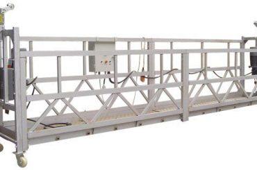 630 кг электрического подвесного оборудования доступа zlp630 с подъемником ltd6.3