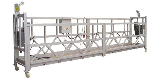 630 кг Электрическое оборудование для подвесного доступа ZLP630 с подъемником LTD6.3
