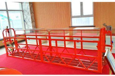 стальные подвесные платформы для подъема 7,5 м 1,8 кВт 800 кг