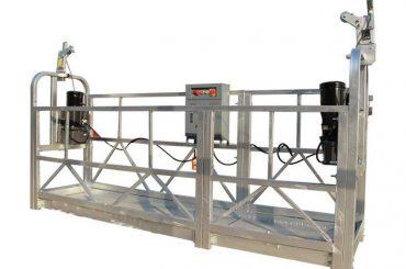 ce / iso-approved zlp электрическая конструкция / здание / наружная стена подвешенная платформа / колыбель / гондола / качели / небо climbe