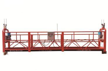подгонянная поддоны поддоны подвешенное оборудование 30kn предохранитель