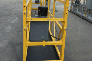 7.5m подвесная платформа для подвесного монтажа для строительства