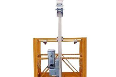 250 кг одиночная подвесная рабочая платформа l strirrup с подъемником ltd6.3