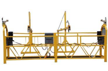 хозяйственная одиночная педаль подвесная рабочая платформа