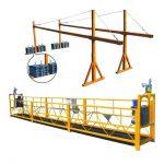 подвесные платформы доступа, рабочая платформа ce scp350 / 23s