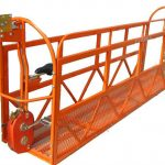 1.8kw 8kn zlp 800 прочная подвесная рабочая платформа со стальным канатом диаметром 8,6 мм