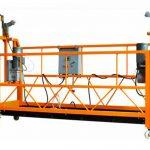 ce сертифицированная алюминиевая подвесная рабочая платформа zlp1000 мощность двигателя 2,2 кВт