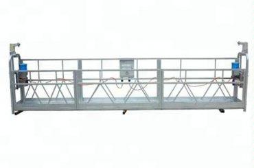 дешевая цена подвешенная платформа доступа / подвесной доступ гондола / подвесной доступ крэдл / подвесной качели