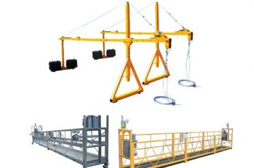 Горячая продажа Haoke Suspended Steel вызвала больший доступ к платформе ZLP630, ZLP800, ZLP1000