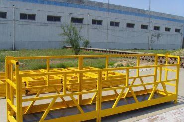 ZLP 800 High Rise Building Платформа для очистки окон 300M 2.5M * 3 1.8KW 800KG