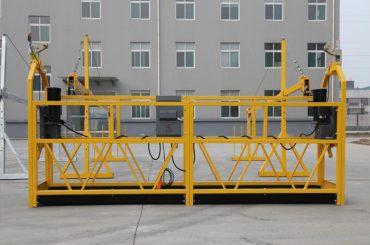 временно установленное оборудование подвешенного доступа / гондола / люлька / леса zlp500