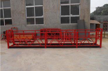 Ручной электродуговой подъемно-корзинка-для-строительных-проектов