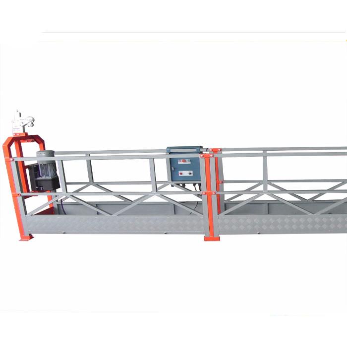 Pin-Type 800 кг Подвесная рабочая платформа с мощностью двигателя 1.8 кВт