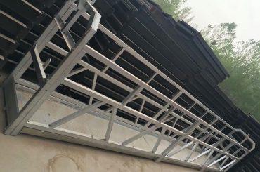 Подвижные штыревые электрические подвесные платформы доступа ZLP800 с одной фазой