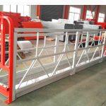 системы подвесных лесов из алюминиевого сплава 1000 кг 2,2 кВт для очистки окон