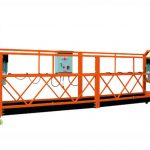 2.5mx 3 секции 1000 кг высота подъема платформы поддонов 8-10 м / мин