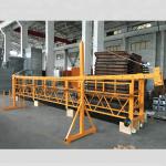 zlp 500 lp 630 временно приостановленная платформа для троса для строительства