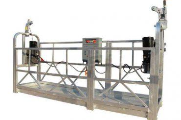 алюминиевый сплав подвешенная рабочая платформа / гондола / леса zlp 630