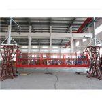 2 * 2.2kw подвесные платформы доступа zlp1000 скорость подъема 8 - 10 м / мин