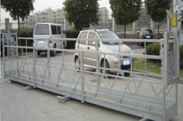 zlp630 канатная подвесная платформа / электрическая качалка / леса для машины для очистки окон