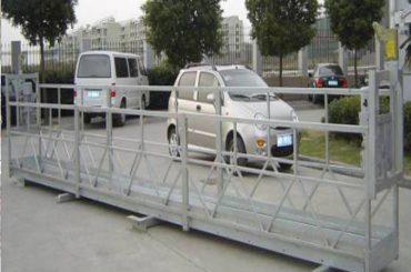 Подъемно-подвесная корзина-Архитектурное использование (4)